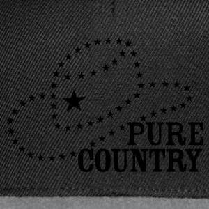 PURE COUNTRY - Snapback Cap