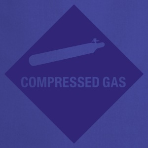 Compressed Gas T-Shirt - Cooking Apron