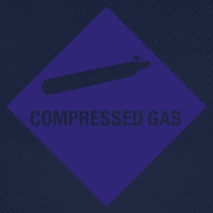 Compressed Gas T-Shirt - Baseball Cap