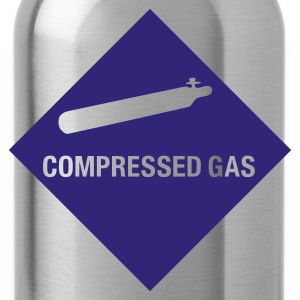 Compressed Gas T-Shirt - Water Bottle