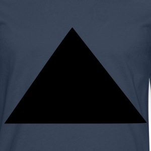 Sky triangle T-Shirts - Men's Premium Longsleeve Shirt