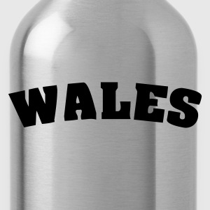 Red Wales Ladies' - Water Bottle