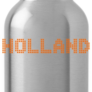 Sky Holland Netherlands Pixel T-Shirts - Water Bottle