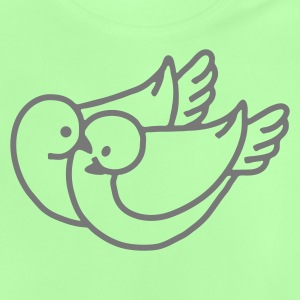 Green colombi_2 Kid's Tops - Baby T-Shirt