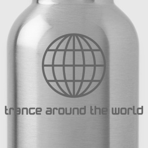 Trance around the world - Trinkflasche