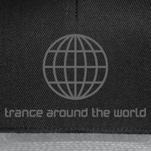 Trance around the world - Snapback Cap