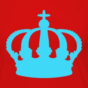 Crown Women's Tees (short sleeved) - Women's Premium Longsleeve Shirt