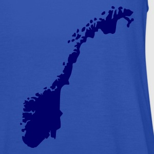 Sky Norway Kid's Shirts  - Women's Tank Top by Bella