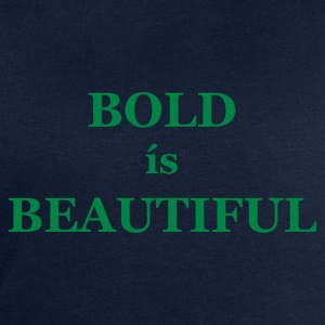 Dark navy Bold is Beautiful Men's Tees (short-sleeved) - Men's Sweatshirt by Stanley & Stella
