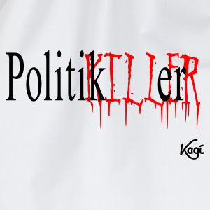 Politik-Killer - Turnbeutel