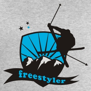 Cendre freestyler T-shirts - Sweat-shirt Homme Stanley & Stella