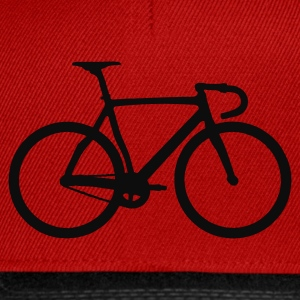 Road Bike - Snapback Cap