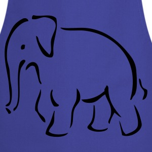 EN-Elefant - Cooking Apron