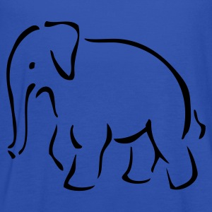 EN-Elefant - Women's Tank Top by Bella