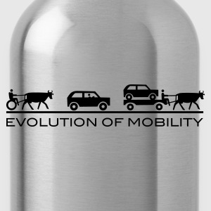 Evolution of Mobility - Drikkeflaske