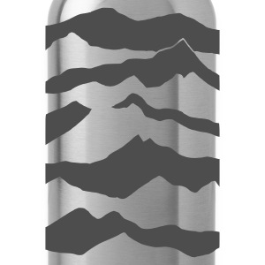 Sky mountains Kid's Shirts  - Water Bottle