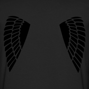 aile - ailes - wings - T-shirt manches longues Premium Homme
