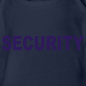 Sky Security Kinder T-Shirts - Baby Bio-Kurzarm-Body