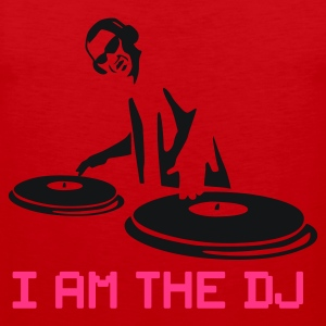 im_the_dj Camisetas - Tank top premium hombre