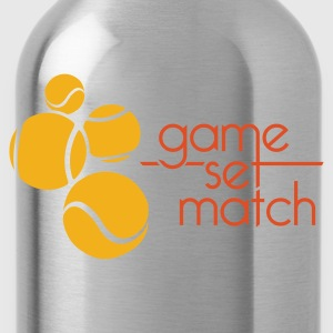 TENIS: GAME, SET, MATCH - Bidon