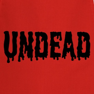 Undead Logo  - Cooking Apron