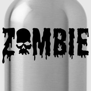 Zombie red - Drinkfles