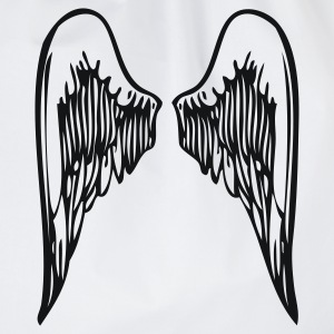 wings of an angel - Gymnastikpåse