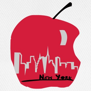 Pomme New York Tee shirts - Casquette classique