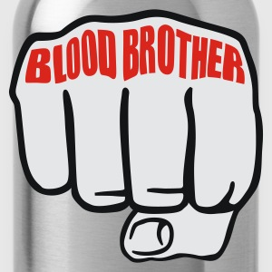 Olive Blood Brother © T-Shirts - Drikkeflaske