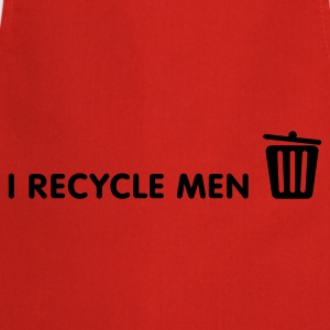 I Recycle Men 1 (1c, NEU) - Tablier de cuisine