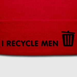 I Recycle Men 1 (1c, NEU) - Gorro de invierno