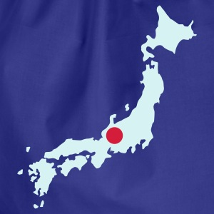 Turkis Japan T-shirts - Sportstaske