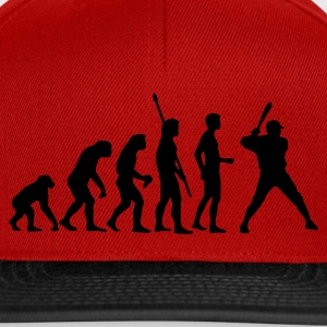 evolution_baseball_1c Camisetas - Gorra Snapback