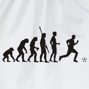 evolution_fussball Camisetas - Mochila saco