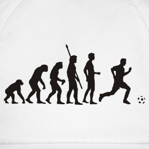 evolution_fussball Camisetas - Gorra béisbol