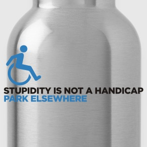 Stupidity is not a Handicap 1 (ENG, 2c) - Vattenflaska
