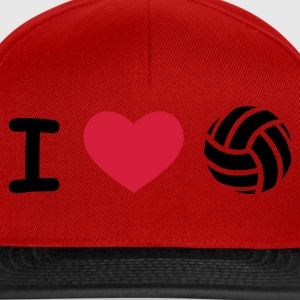Volleyball - Snapback Cap