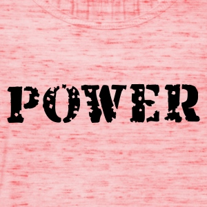 Power - Frauen Tank Top von Bella