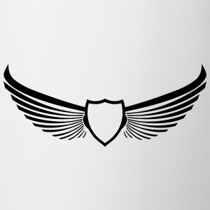 Wapenschild Emblem Wings wings 1c Shirts - Mok