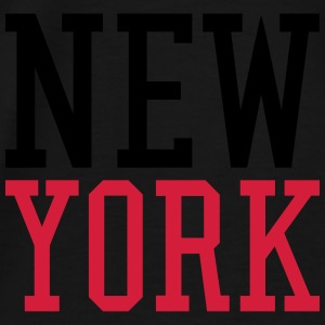 New-York Sweats - T-shirt Premium Homme