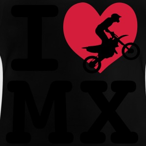 I love MX Sweats - T-shirt Bébé
