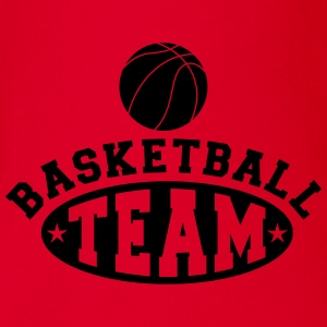 Basketball Team Tee shirts - Body bébé bio manches courtes