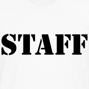 staff T-Shirts - Men's Premium Longsleeve Shirt