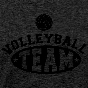 Volleyball Team Sweat-shirts - T-shirt Premium Homme