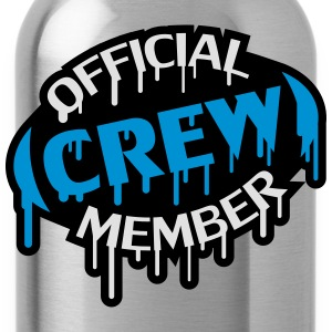 Official Crew Member Stamp T-shirts - Drinkfles