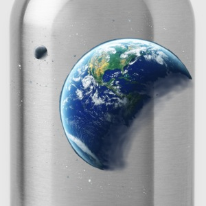 Earth T-Shirts - Water Bottle