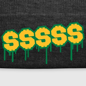 Dollar Symbols Graffiti T-shirts - Winterhue
