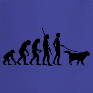 evolution_dog T-Shirts - Cooking Apron