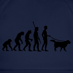 evolution_dog T-Shirts - Baseball Cap