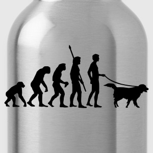 Sky evolution_dog T-Shirts - Trinkflasche